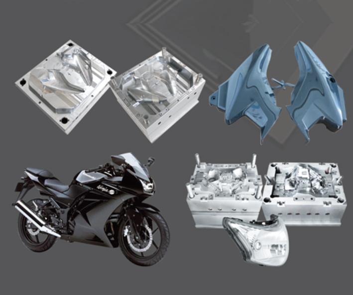 Motorcycle Mould