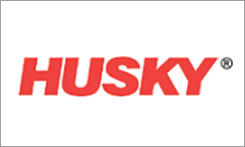 our partner-HUSKY Injection molding