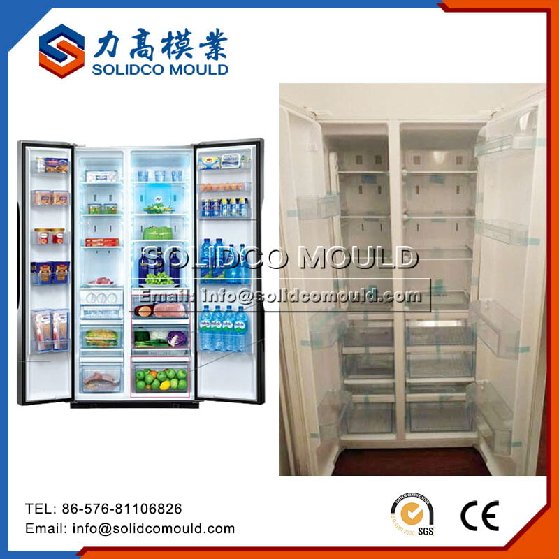 moule pour réfrigérateur