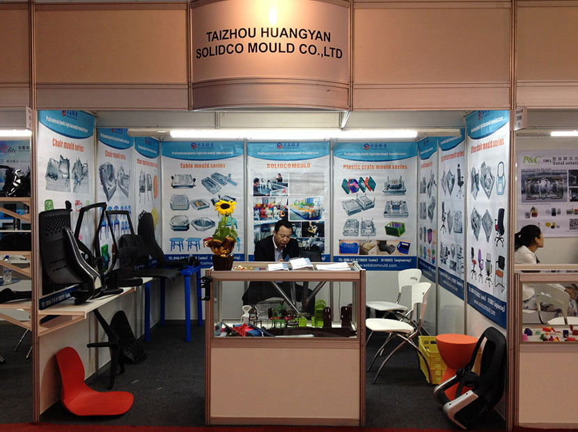 In Aug 2014,SOLIDCO MOULD attended the INTERPLAS  in Joinvenie.Brazil
